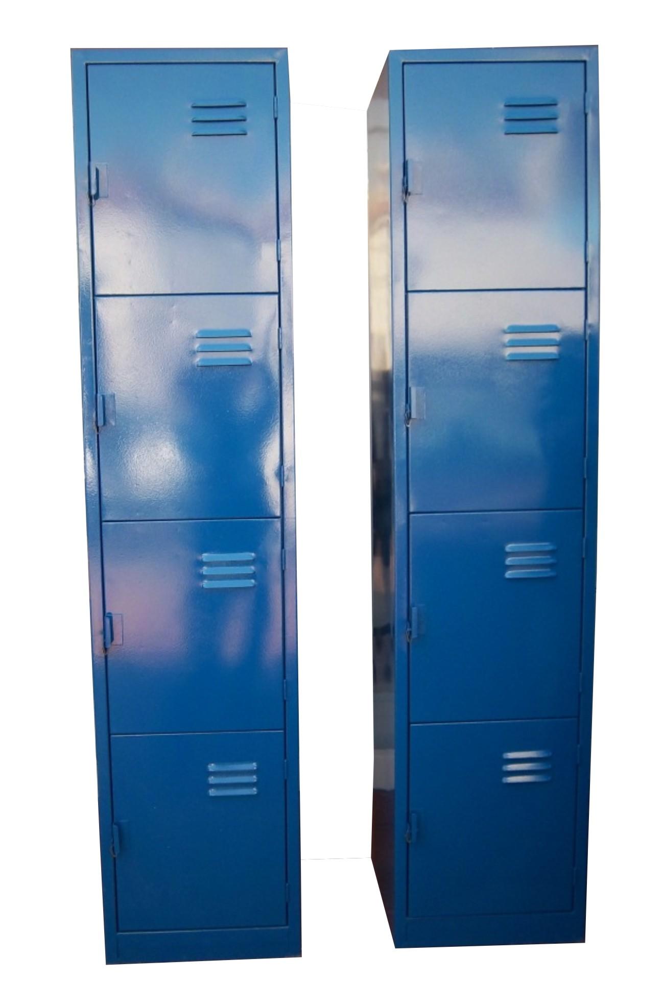 LOCKER  azules